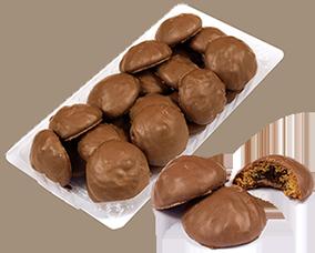 Меденка Нова с какаова глазура